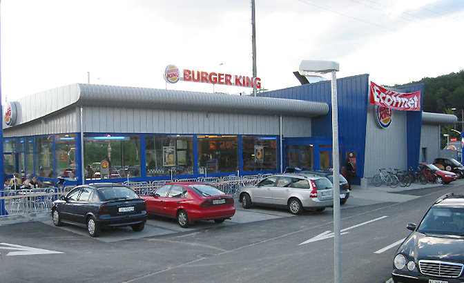 burger king drive in rimaplan. Black Bedroom Furniture Sets. Home Design Ideas